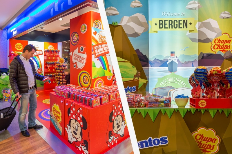Perfetti van Melle Global Travel Retail