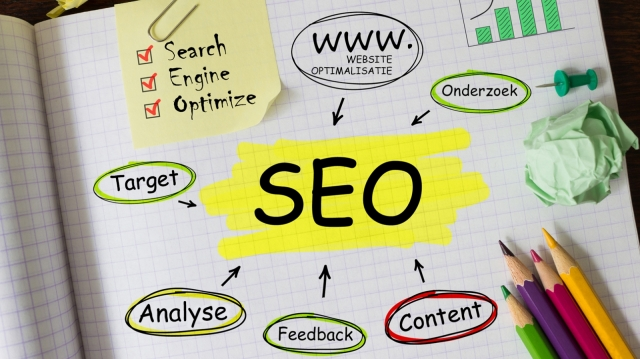 seo webdesign in Breda