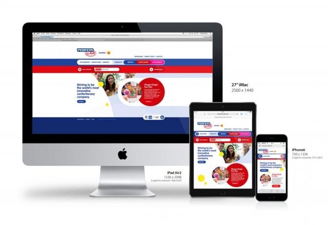 webdesign breda - perfetti van melle